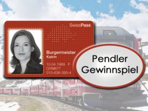 Pendlergewinnspiel Schweiz