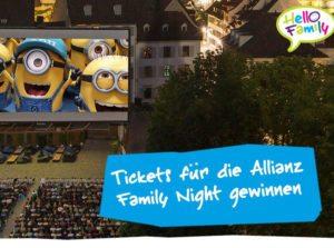 Hello Family Wettbewerb Schweiz