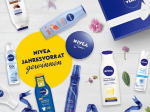 NIVEA Wettbewerb Schweiz