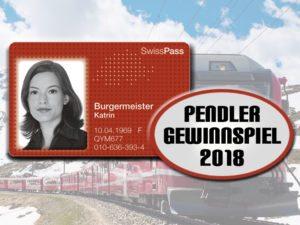 Pendler Gewinnspiel Schweiz