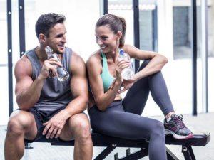 Fitness Wettbewerb Schweiz