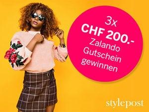 Stylepost Wettbewerb Schweiz